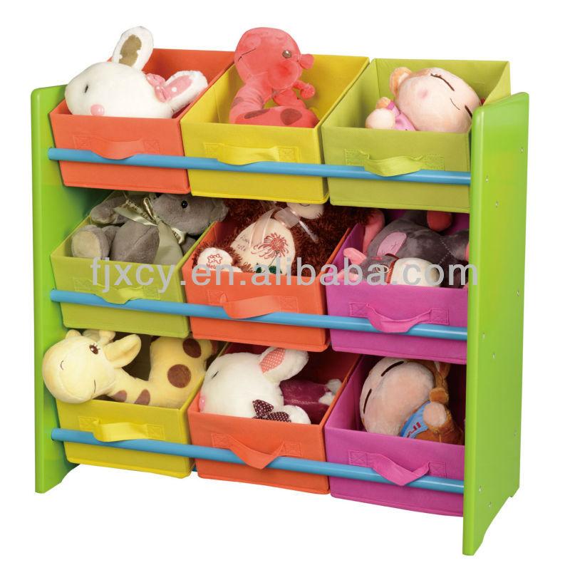 etagere de rangement pour jouet
