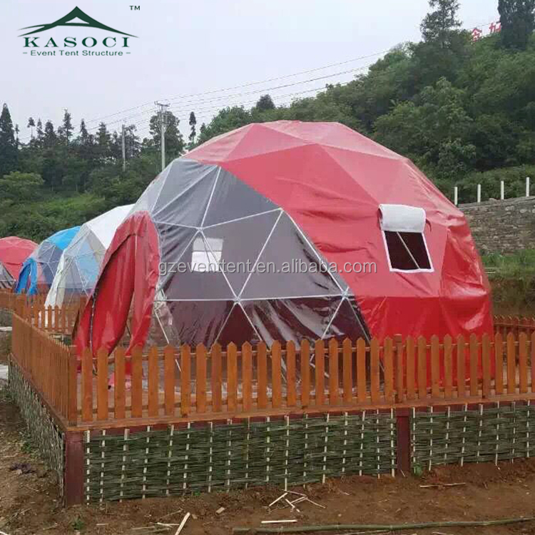 Geodesic Dome Kit,Steel Dome Tent With Wooden Floor System - Buy Geodesic  Dome Kit,Geodesic Dome,Tent With Wooden Floor Product on Alibaba com