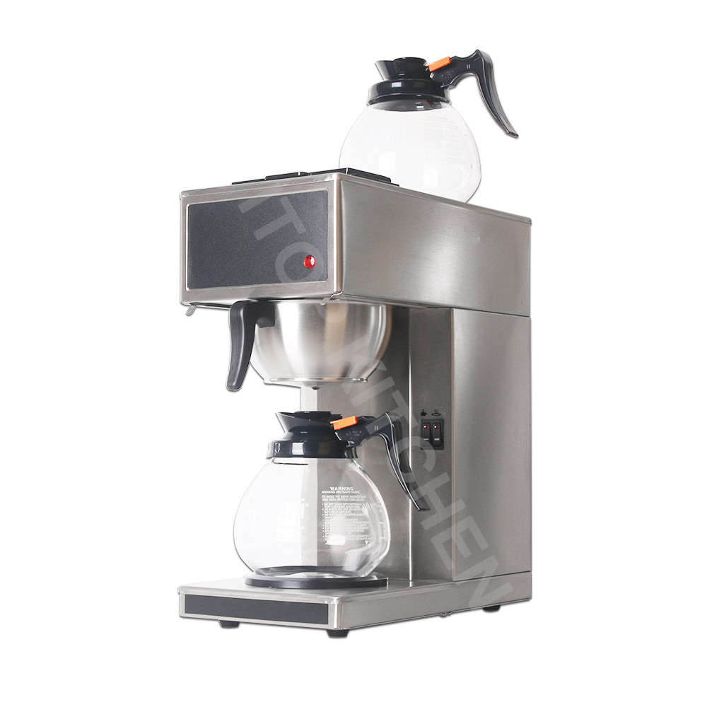 Automatic Distilling Americano <strong>Coffee</strong> Machine For Home Comercial <strong>Coffee</strong> <strong>Makers</strong> With 2 Pcs 1.8L <strong>Coffee</strong> Pots