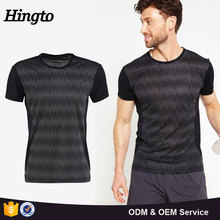 Promotional 100% Polyester Men's Quick Dry Mesh Sports Short sleeve t shirts