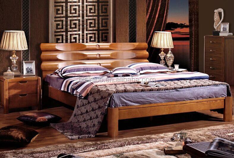 Bedroom Set Real Wood