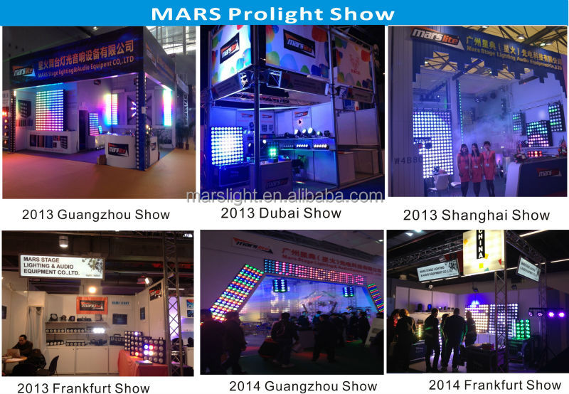 Professional Stage Light / 12 X 3w Rgb 3in1 Led Wall Wash Light ...