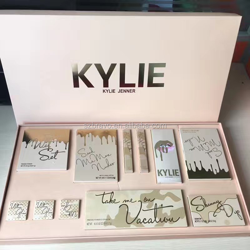 Kylie Jenner Cosmetics Take Me On Vacation Edition