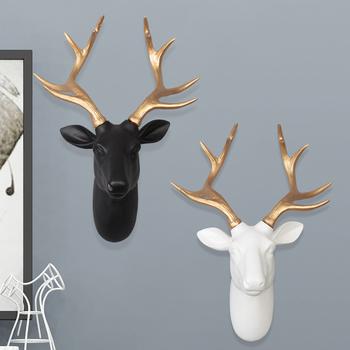 Modern Resin Deer Head Wall Decor Wall Animal Heads Decor Buy Deer Head Wall Decor Wall Animal Heads Decor Resin Deer Head Wall Decor Product On Alibaba Com