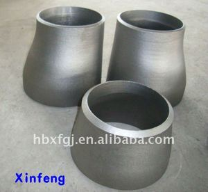 large size carbon steel concentric reducer