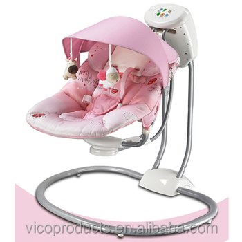 Electric Baby Music Swing Chair