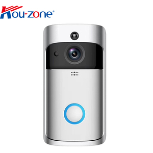 2018 Smart WIFIVideo Doorbell Home Wireless 720P Camera Door BellFor Home security doorbell camera video doorbells ring video