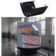 smd video outdoor indoor p10 p12 p16 p20 led display sign for bus light weight any shape soft video led display