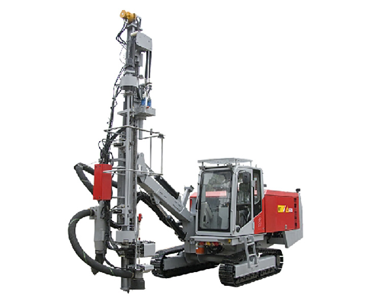 Portable Construction High Hole Machine Concrete Road Core Heavy Duty Rock Drill Coal Opening Rig Top Hammer Drilling Machinery