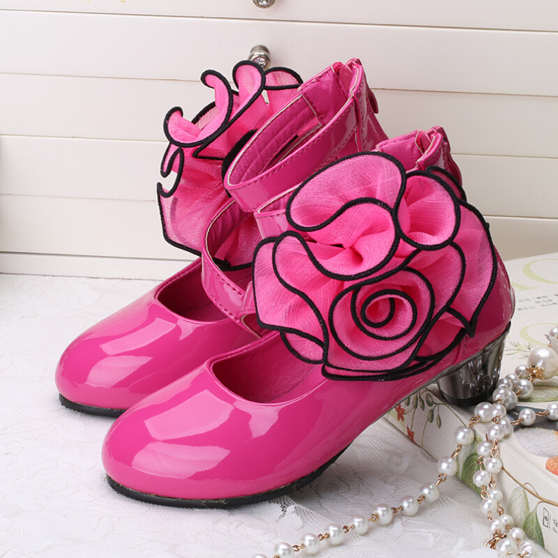Party Wear Baby Girl Shoes