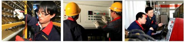48V 100A Banca di Carico Fittizio Per UPS Test