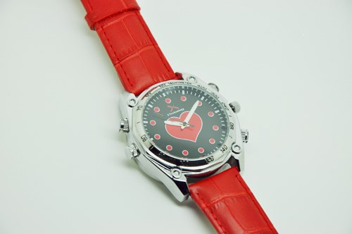 Factory Price Fashionable Ladies Watch, OEM New Hidden Camera, Lady Watch Camera HD 1080P