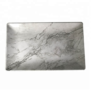 Luxury Marble Print Houseware Using Melamine Serving Tray