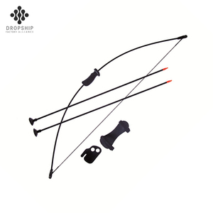 Dropship DS-A116 Competitive Price Colorful Customized archery handmade hunting bow game tag take-down recurve set from china