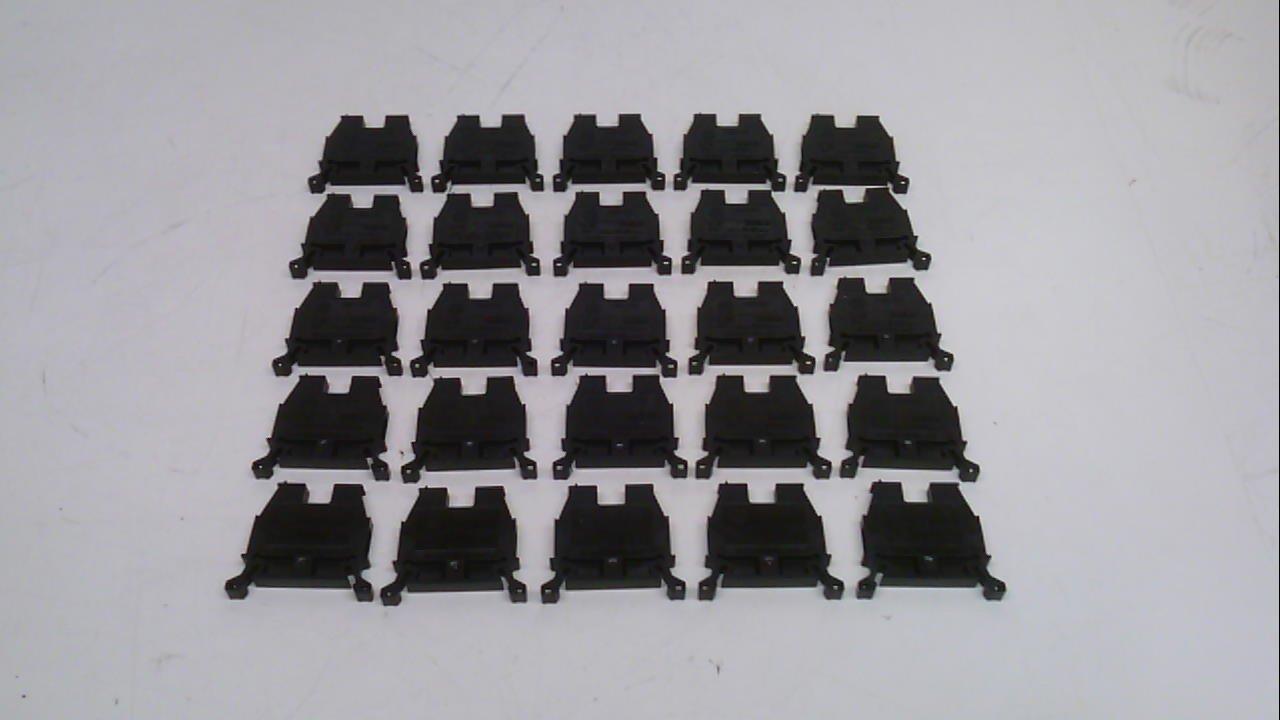 Allen Bradley 1492-W4-Bl - Pack Of 25 - Series A, Terminal Blocks Feed 1492-W4-Bl - Pack Of 25 - Series A