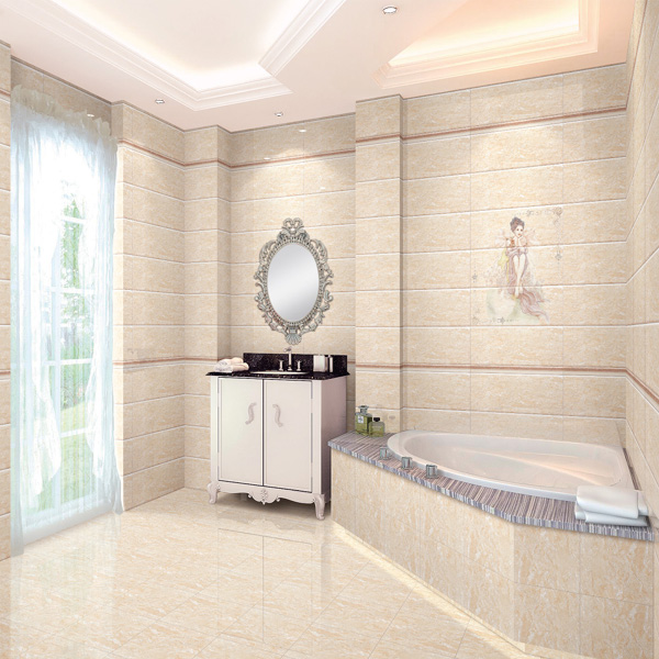 Polish Bathroom Tile: Clean Waterproof Bathroom Wall Tile Stickers Prices