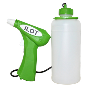 Garden Multi Functional 4*1.5A Battery-operated Plastic Trigger Sprayer with 1L bottle