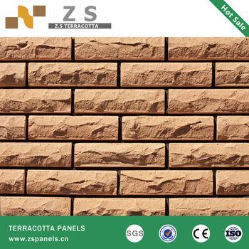 New Design Dry Hanging System Ceram Wall Tile Clinker
