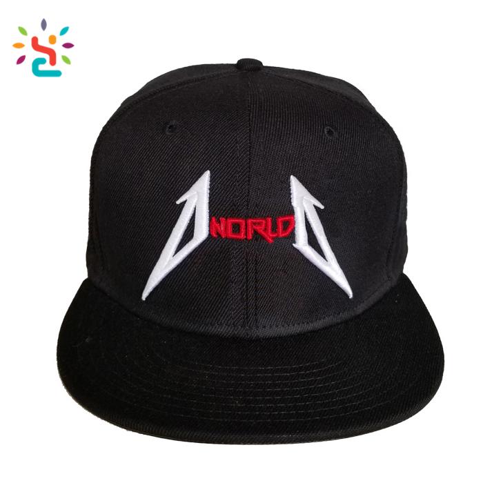 3D carta bordado boné de beisebol do logotipo Personalizado snapback chapéu  de Sarja ... c81320ce310
