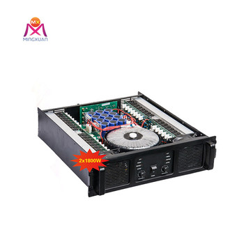 PK6000 professional audio high power high quality amplifier