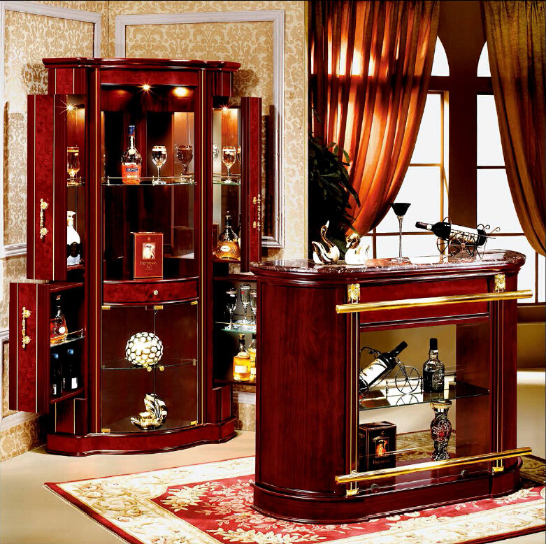Antique Bar Cabinet Furniture Guangzhou Wholesale Market