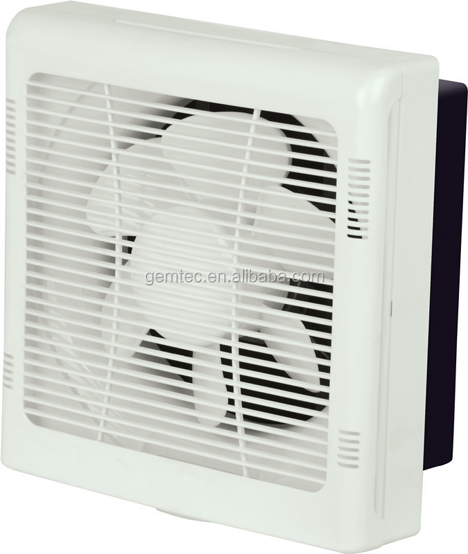 Superior Best Quality Plastic Kitchen Ventilator Wall Mount Exhaust Fan