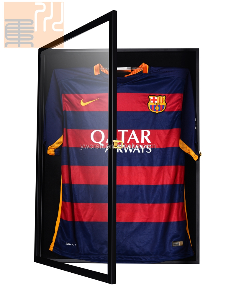 Basketball,Fußball,Eishockey Trikot Rahmen Vitrine Shadow Box - Buy ...
