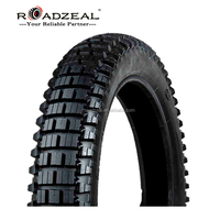 Roadzeal factory brand wholesale good quality cheap motorcycle tyre 3.00-17 300-17 3.00-18 300-18