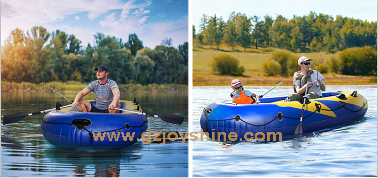 Chinese Cheap Portable Funny Rigid Inflatable Fishing Boat Raft For Sale