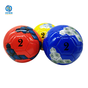 The Best customized pvc football ball Well Designed