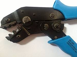 KINEE LS-06WF blue Crimping Tool High-Carbon Steel Crimping Plier Insulated Terminals Crimping Plier plug terminal clamp terminals