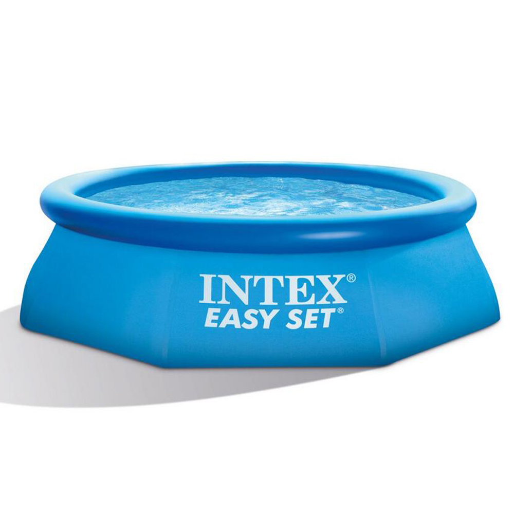 Intex 28110 Inflatable Family outdoor Above Ground Swimming Pool