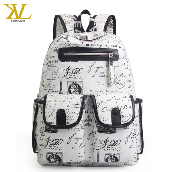 Shoulder Bag Jean Backpack For Men,Leisure Outdoor Travelling Backpack,Student School Backpack Bag