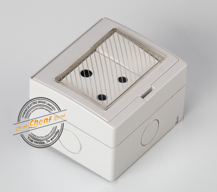Newest Design South Africa Waterproof Wall Electric Switch For