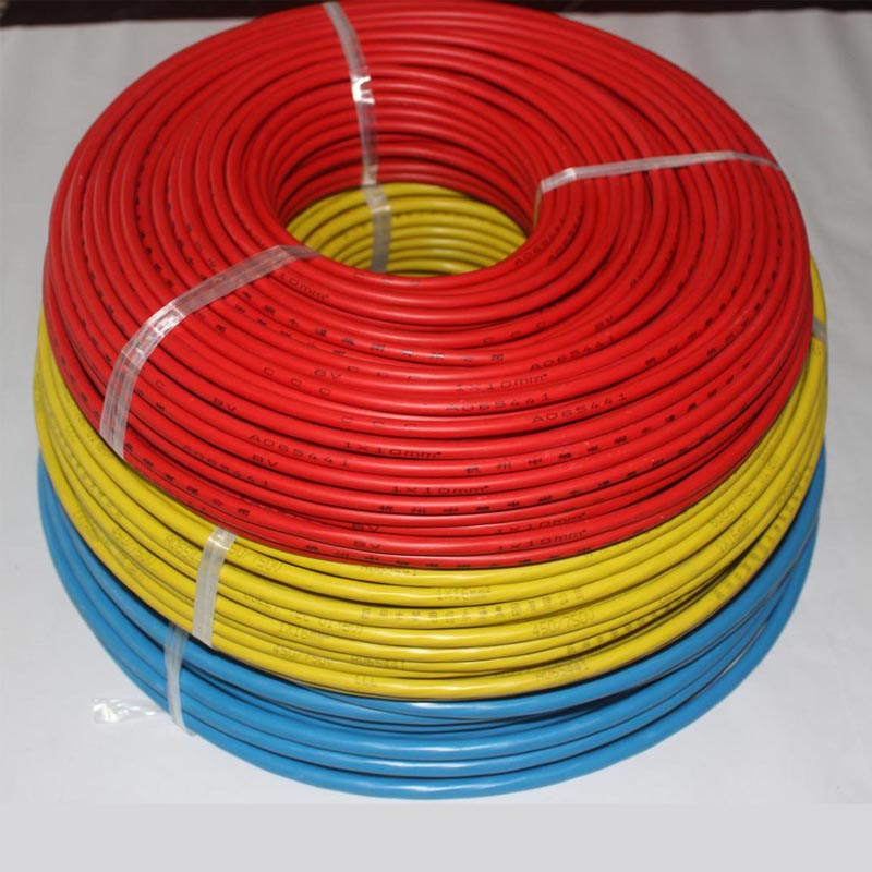 600V Price List Of Wire Electrical House Wiring Fireproof Electrical Cable Wire 10mm