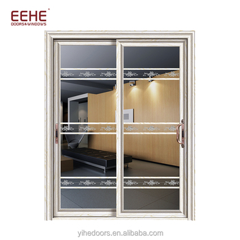 Cheap French Curved Glass Double Sliding Doors Buy Cheap French