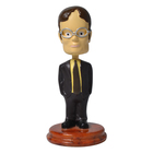 Customized Polystone Dashboard President Resin Bobble Head