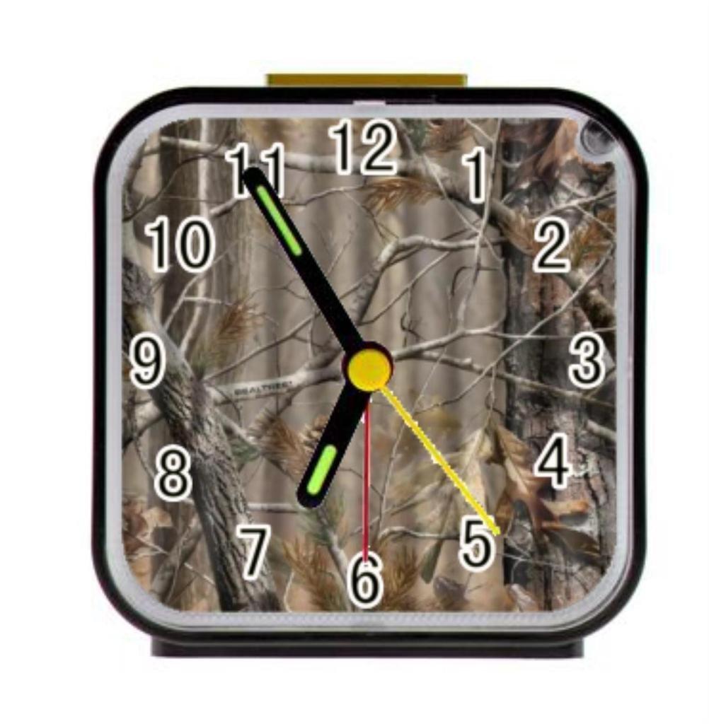 Buy Tanyhouse Custom Camouflage Realtree Custom Square Alarm
