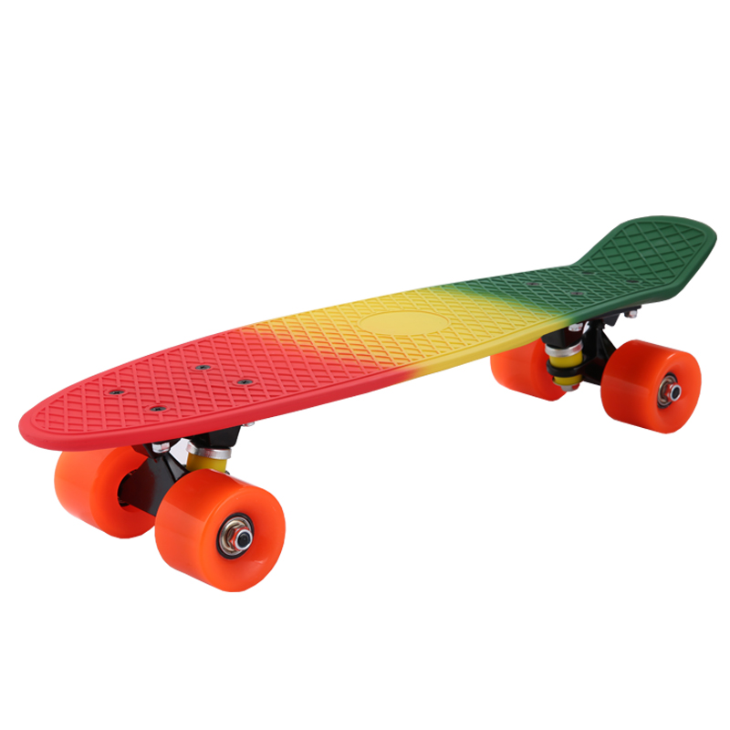 cheap sale nickel board skateboards old school board for sale