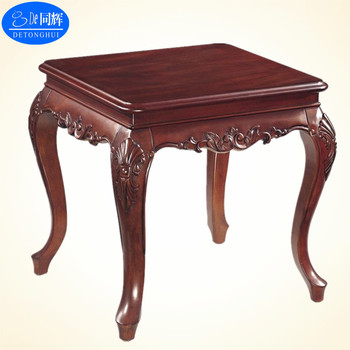 W 201 New Furniture Living Room Wooden Coffee Table Chinese Style Side High