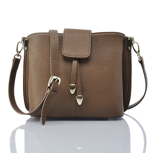 Famous leather brand name crossbody handbags made in brazil