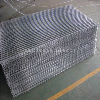 6ft X 12ft Galvanized chain link mesh cheap fence panels