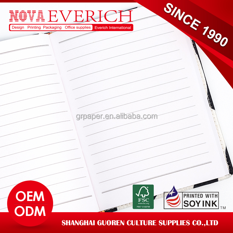 Chinese Wholesaler New Patented Products Free Sample Notebook