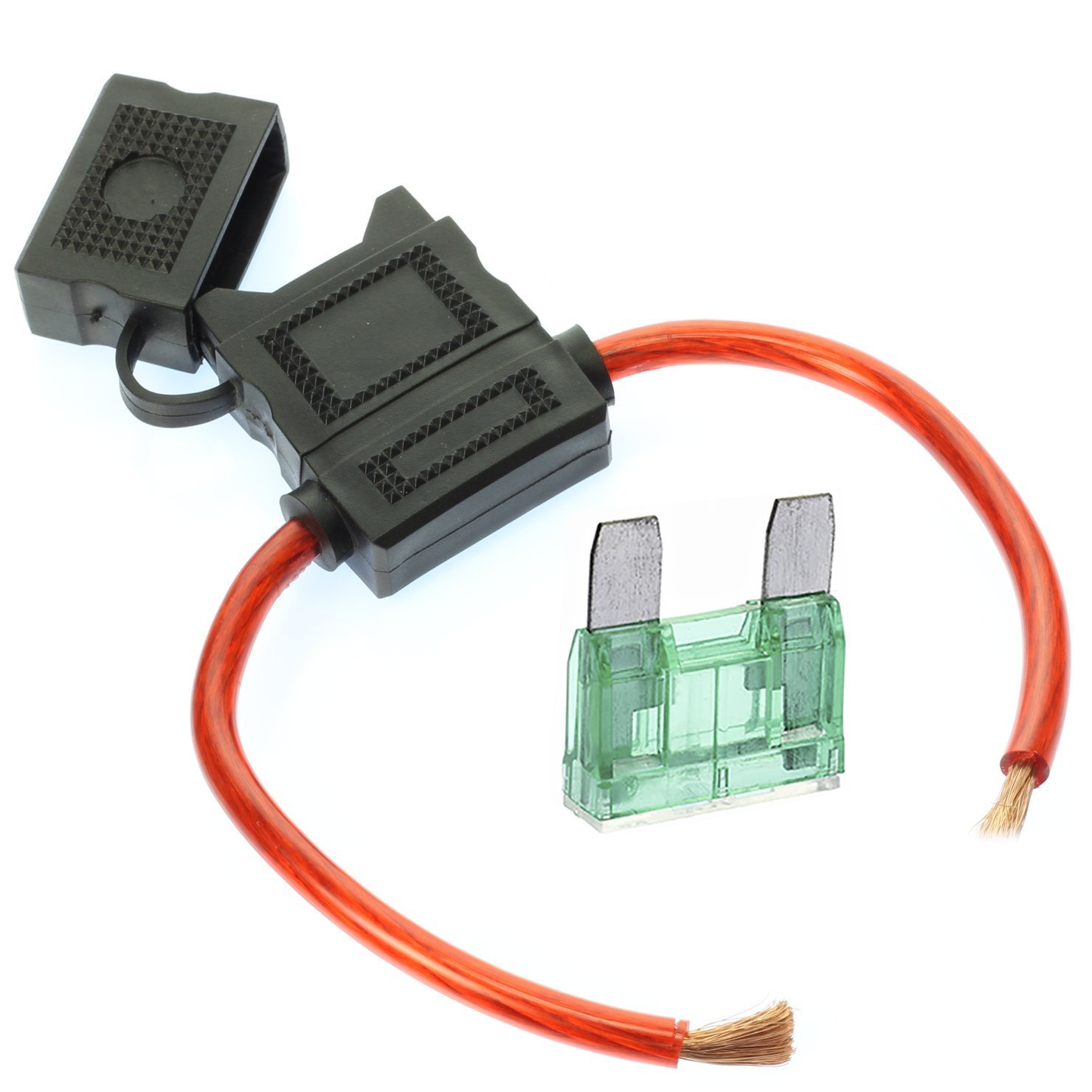 Cheap 3 Amp Inline Fuse Find Deals On Line At Maxi Box Get Quotations Voodoo 2 8 Gauge Holder Fuseholder With Cover And