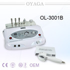OL-3001B 3 in 1 cold&hot hammer ultrasonic microdermabrasion machine 3 v 1