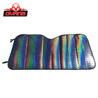 Hot sell car curtain decorative cover sun shade