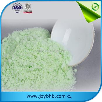 Que es sulfato ferroso para