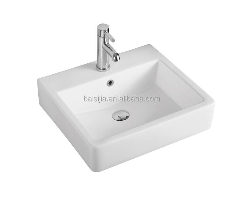 Toto Design Bathroom Ceramic Wash Basin (bsj-a8243) - Buy Wash Basin ...