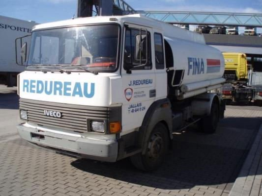 IVECO 135.17 Tanker Truck For Sale