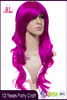 Fashion Party Synthetic Lace Front Wig Factory Under $5 Wig
